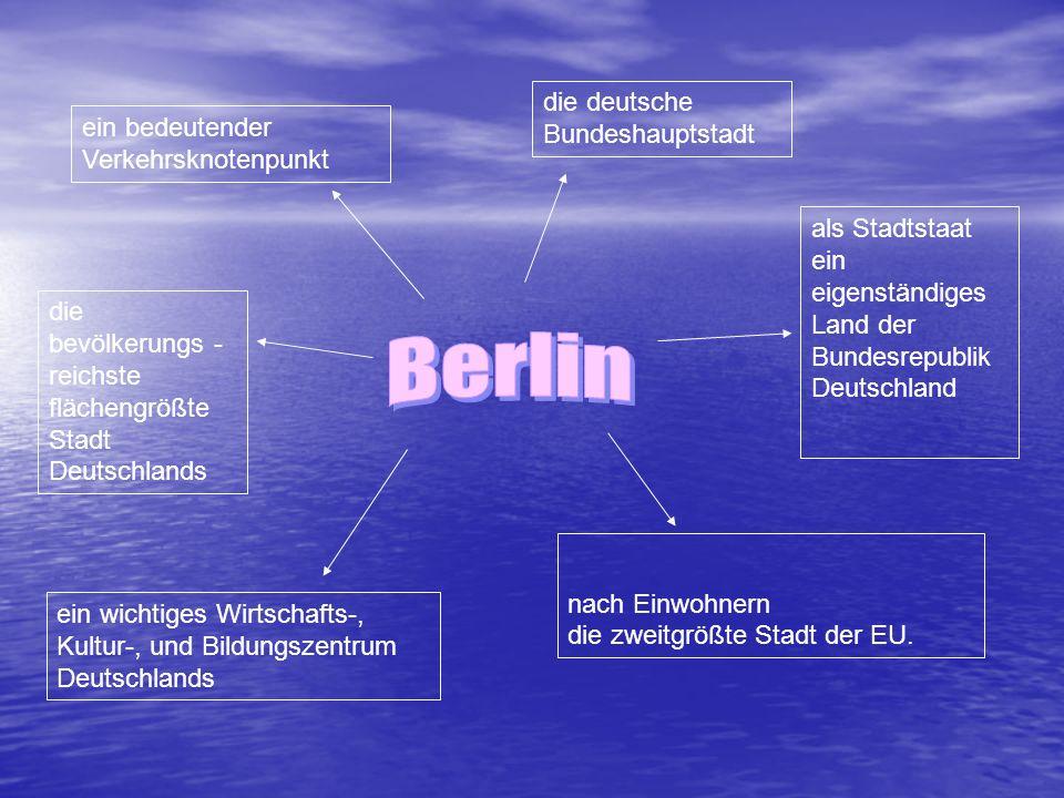 nach Einwohnern die zweitgrößte Stadt der EU.