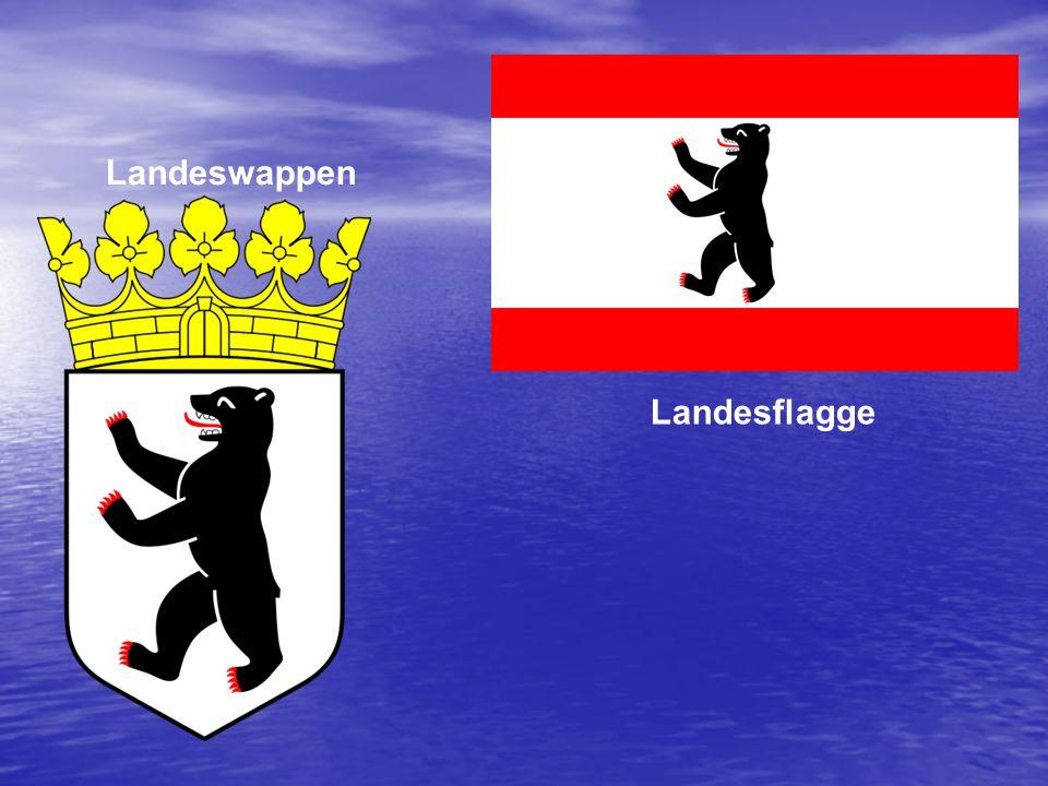 Landeswappen Landesflagge