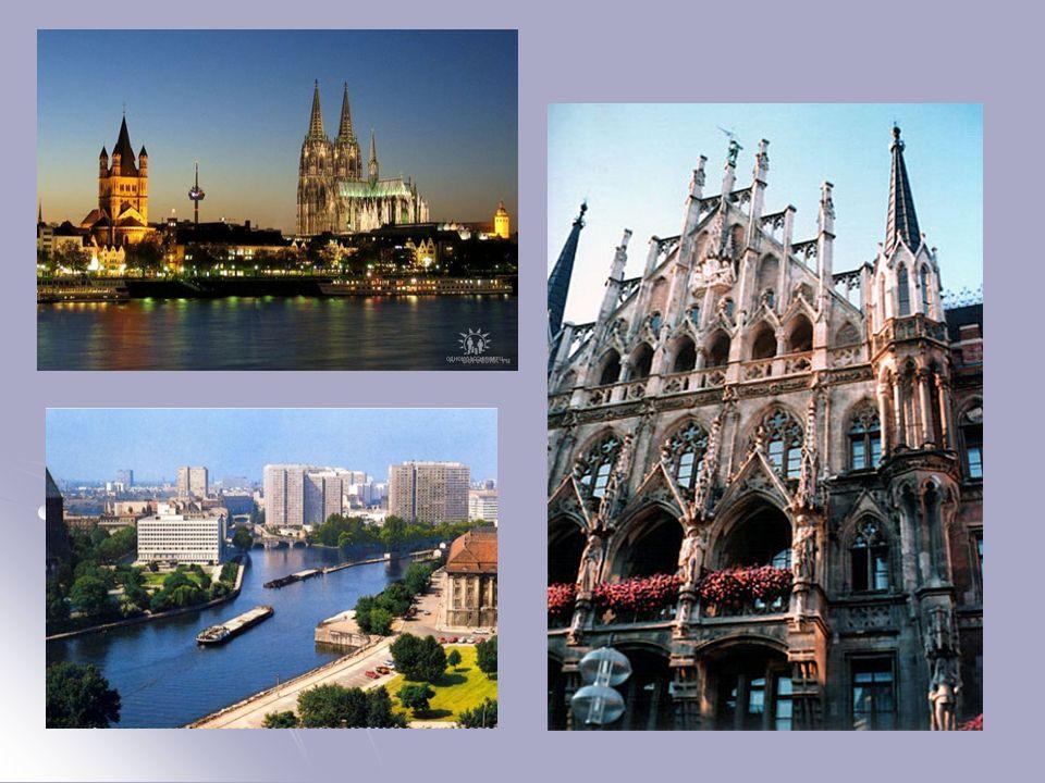 Das beliebteste Reiseziel ist die Stadt Köln.