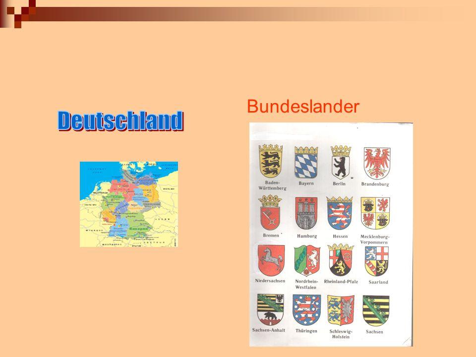 Bundeslander