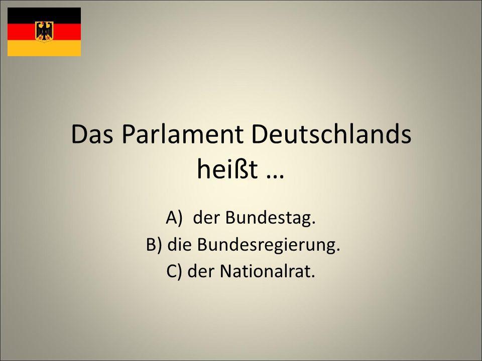 Das Wintermärchen wurde von … geschaffen. A)H. Heine B) J. W. Goethe C) M. Opitz