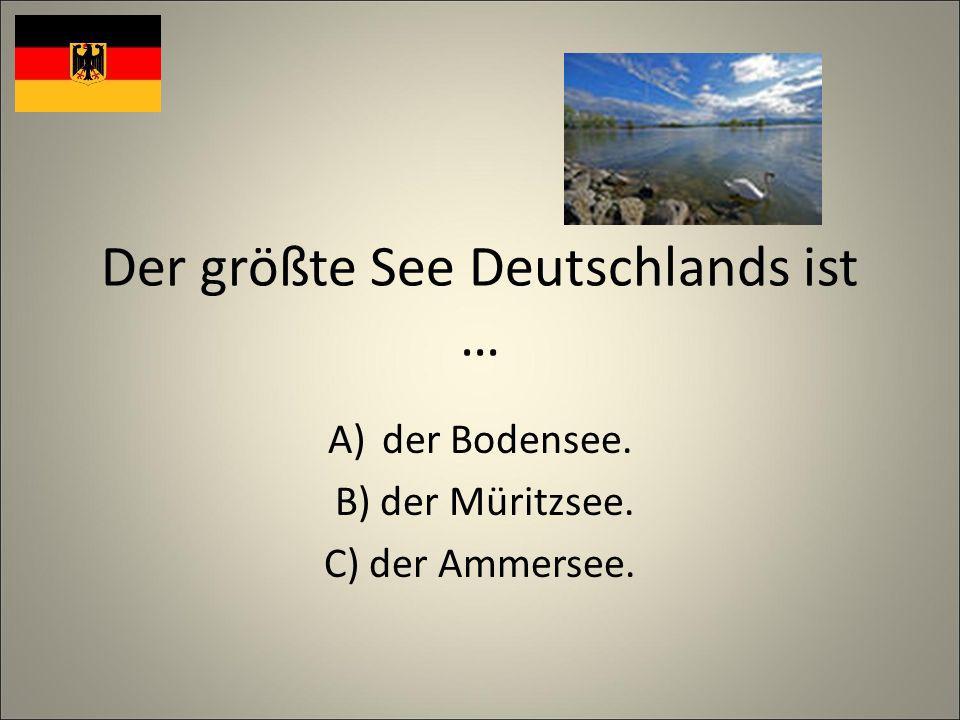 …ist die größte und die schönste Insel Deutschlands, die in der Ostsee liegt.