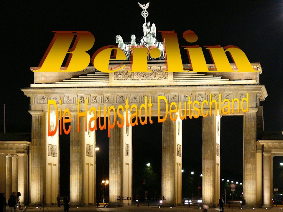 Die Landkarte Deutschland Berlin ist die Haupstadt Deutschland