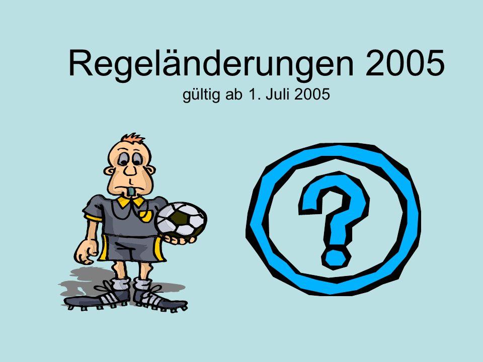 Klaus Szonneck, Lehrteam KSA Bochum 12 Regel 15 – Der Einwurf Abstand: 2 Meter