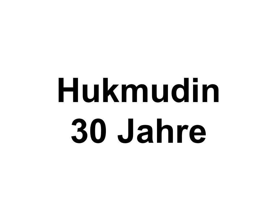 Hukmudin 30 Jahre