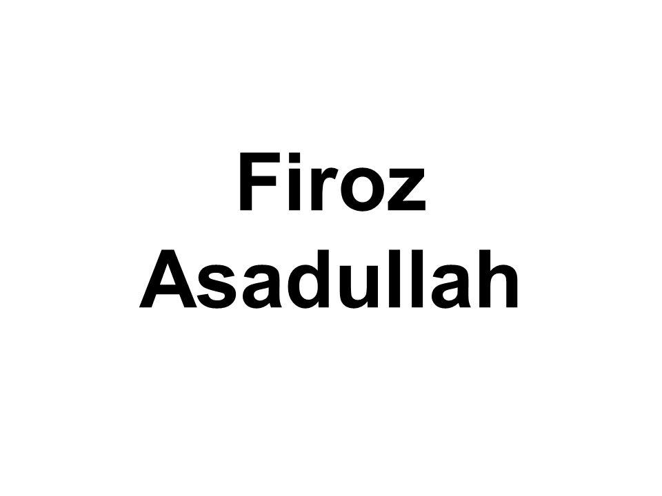 Firoz Asadullah
