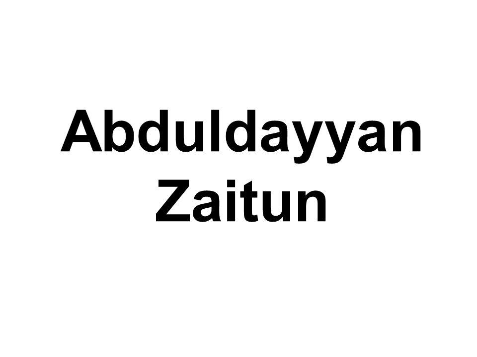 Abduldayyan Zaitun