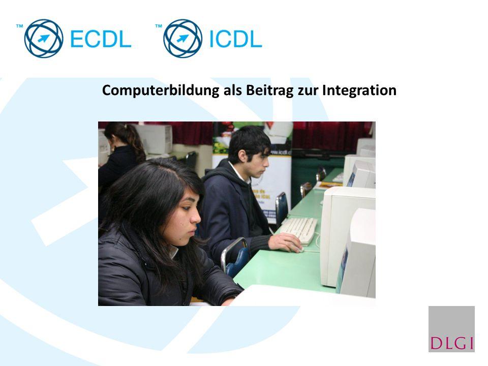 Computerbildung als Beitrag zur Integration