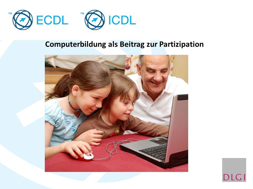 Computerbildung als Beitrag zur Partizipation