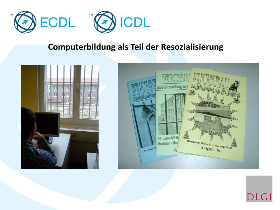 Computerbildung als Teil der Resozialisierung