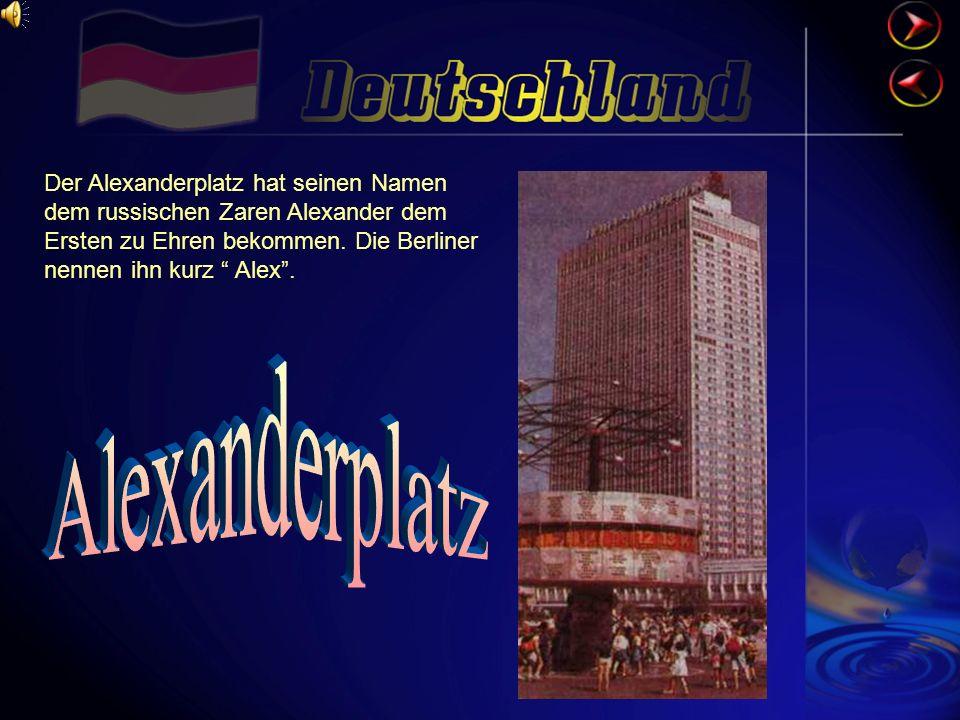 Das Nikolaiviertel ist der älteste Stadtteil Berlins.