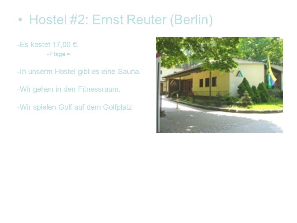 $$ Geld $$ Flugzeug Karte + Bahn Karte + Hostel #1 + Hostel #2 + Misc.