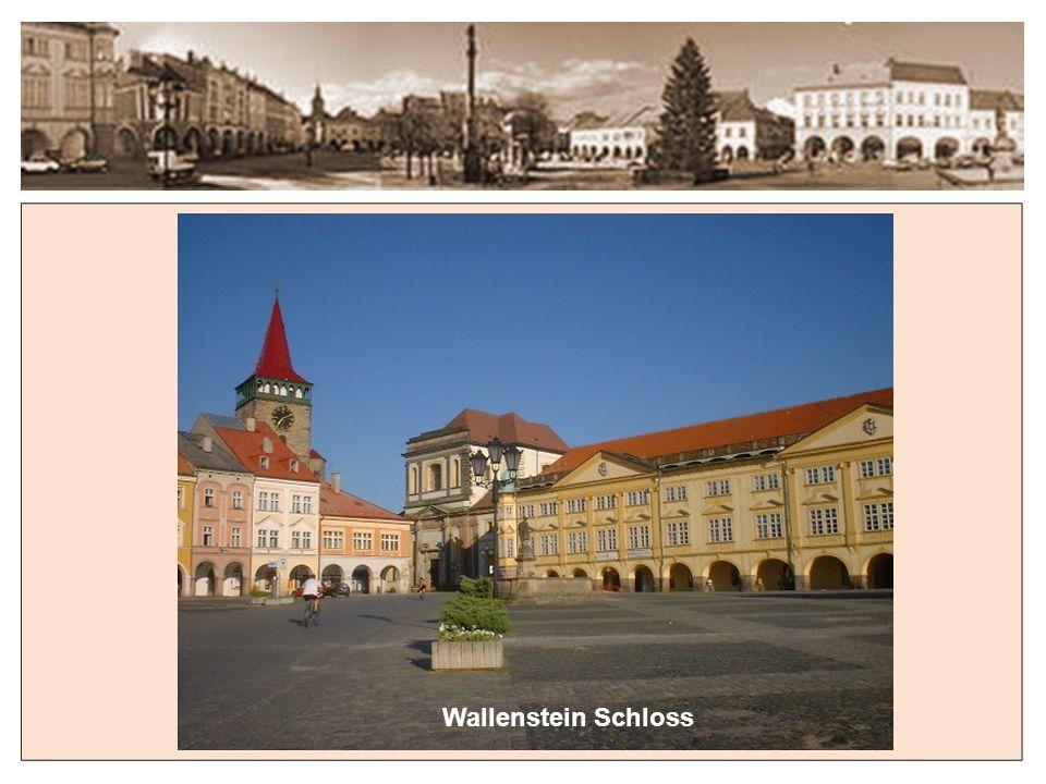Wallenstein Schloss