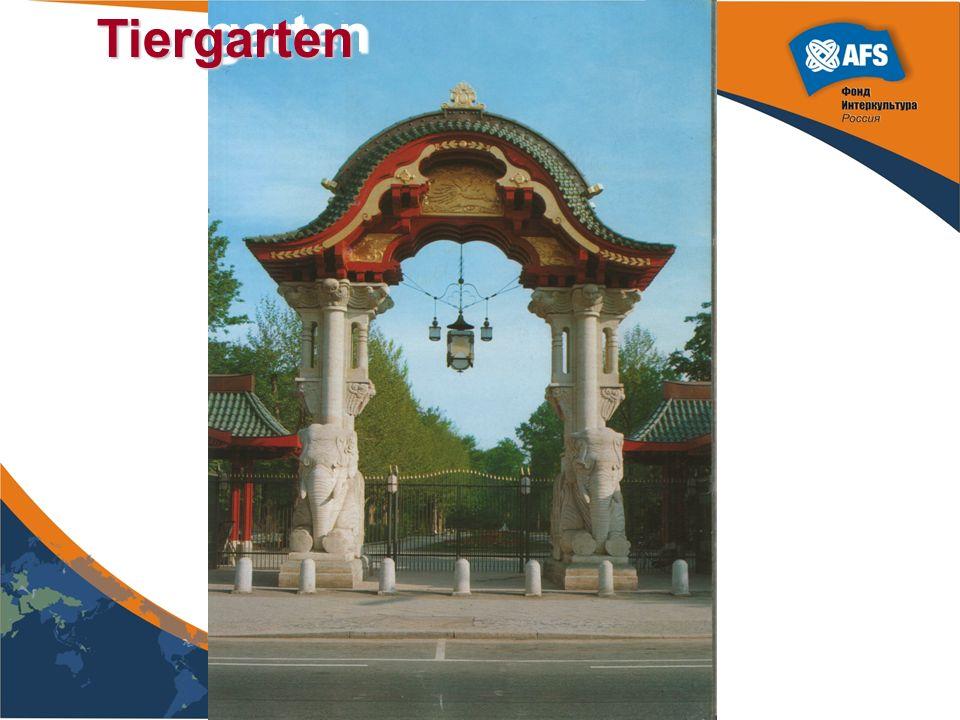 TiergartenTiergarten