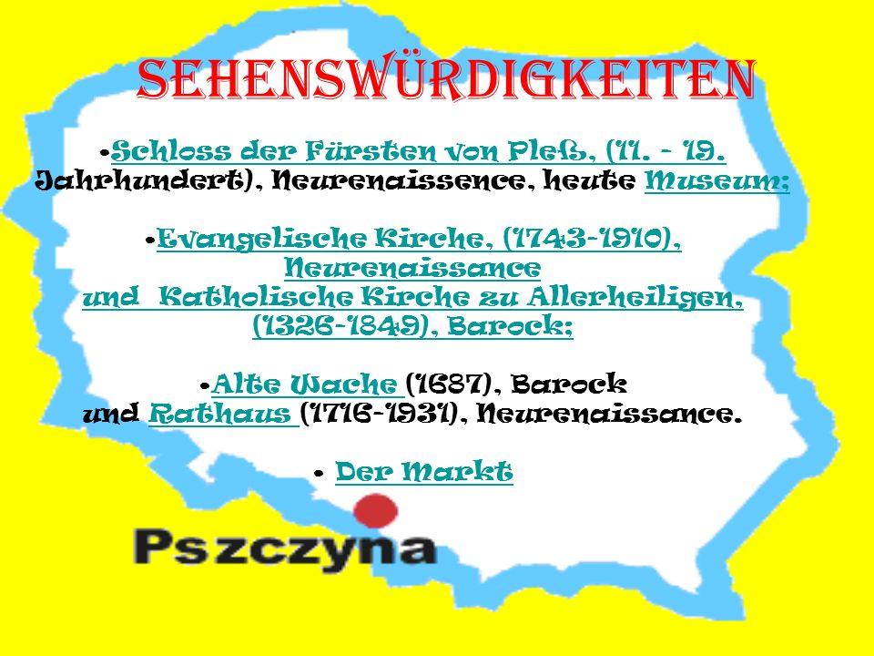 Schloss der Fürsten von Pleß, (11. - 19.