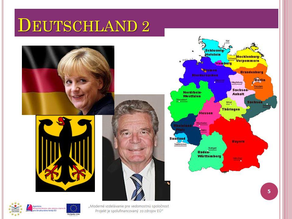 D EUTSCH LAND 2 5
