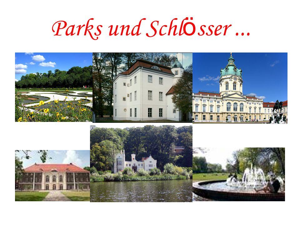 Parks und Schl ö sser...