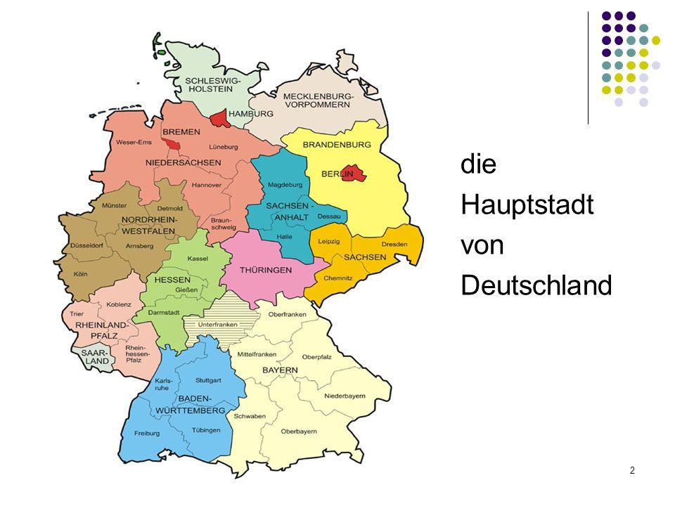 die Hauptstadt von Deutschland 2