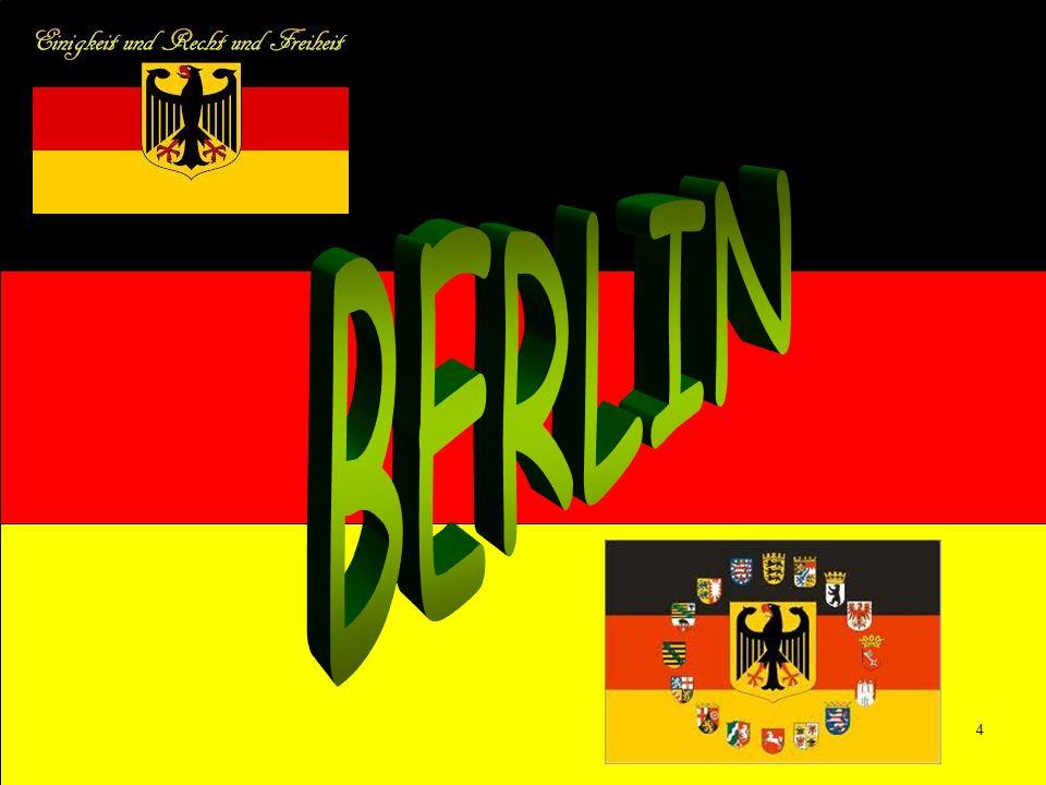Das Wappentier Seit dem 13.Jahrhundert ist Berlins Wappentier der Bär.