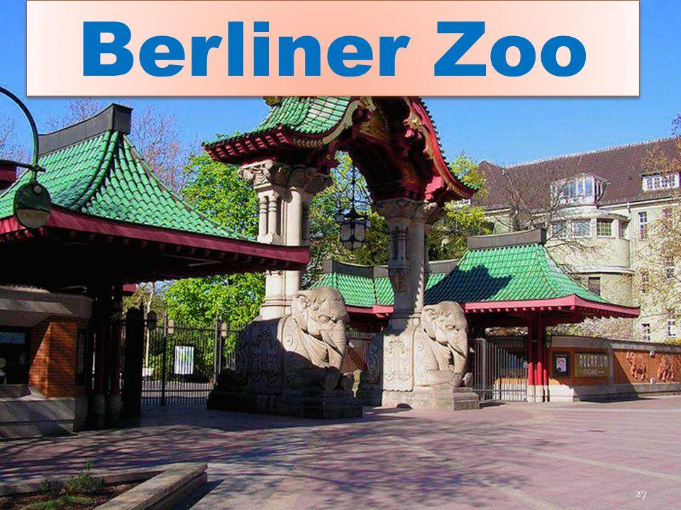 Berliner Zoo 27