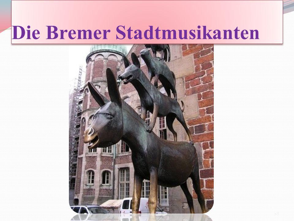 Die Bremer Stadtmusikanten 28