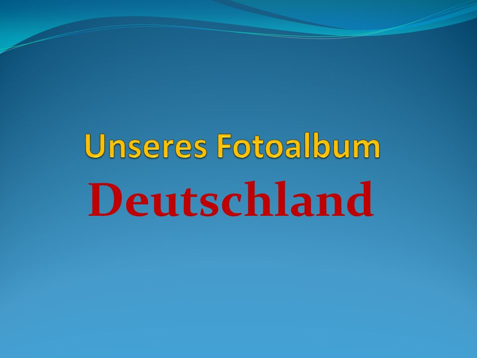 Bundesrepublik Deutschland Fläche – 356000 km² Einwohnerzahl – 82 Millionen Menschen 16 Bundesländer Dänemark Polen Tschechien Österreich Schweiz Frankreich Luxemburg Belgien Niederlande