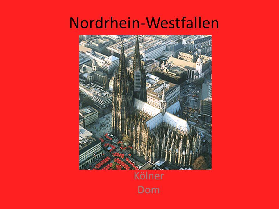Nordrhein-Westfallen Kölner Dom