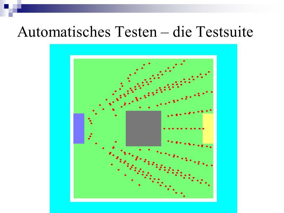 Automatisches Testen – die Testsuite