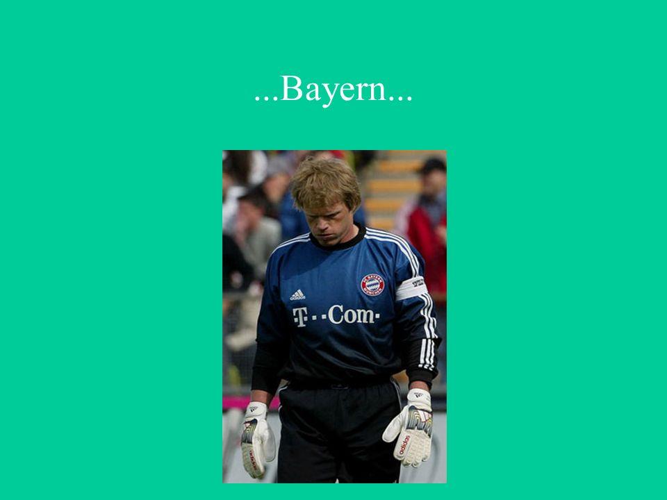 ...Bayern...
