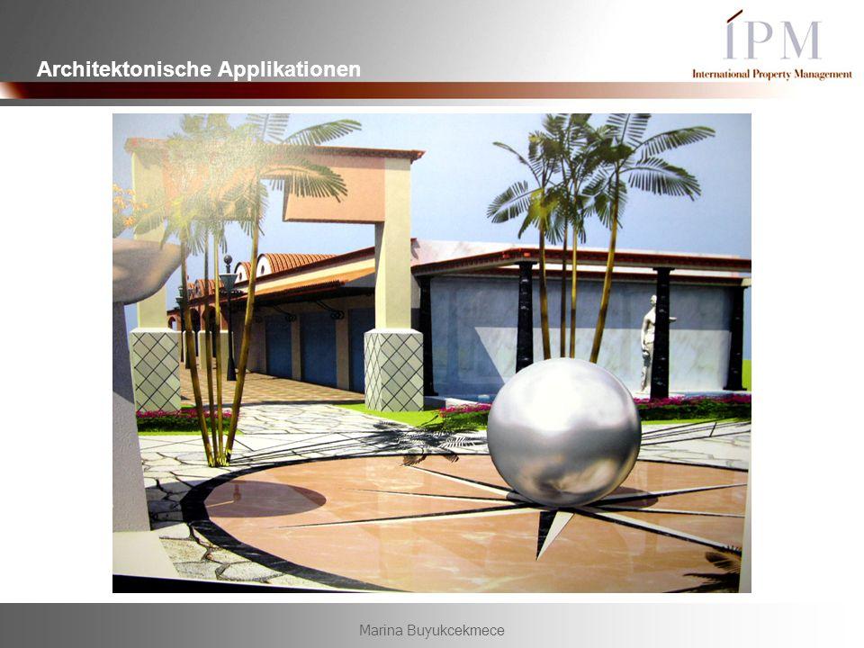 Marina Buyukcekmece Architektonische Applikationen