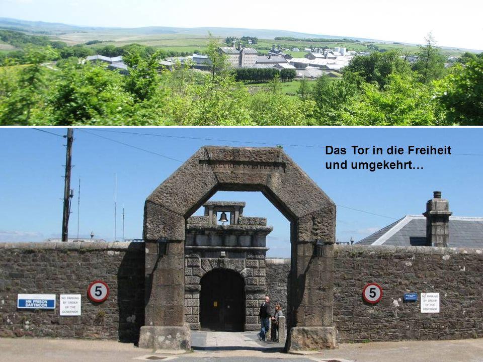 Das Tor in die Freiheit und umgekehrt…