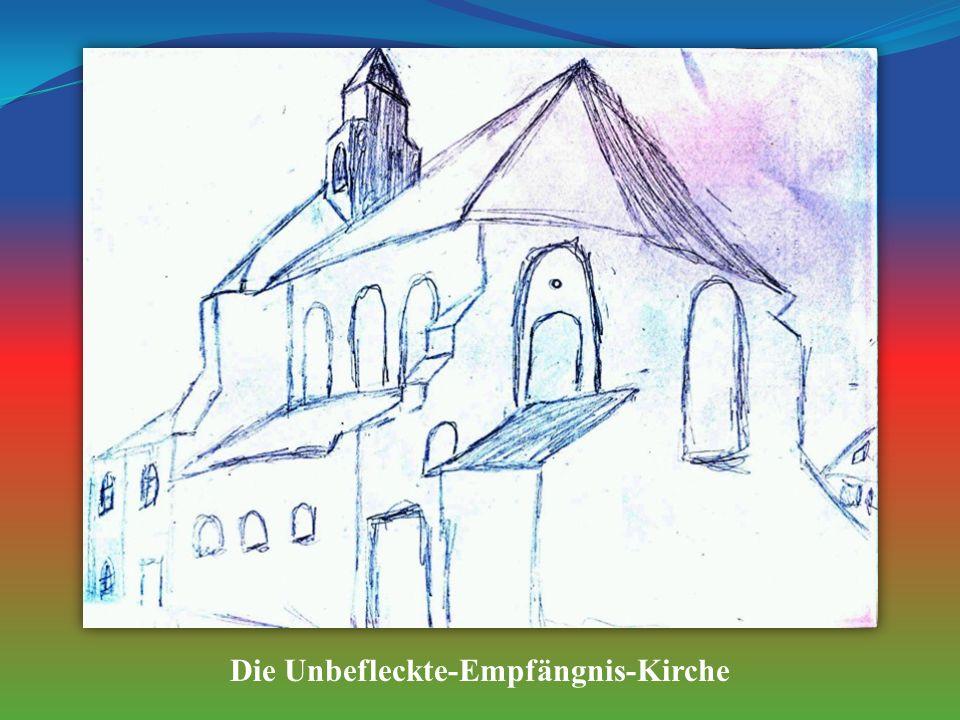 Die Unbefleckte-Empfängnis-Kirche