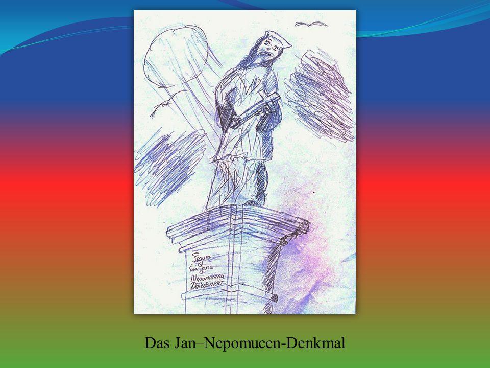 Das Jan–Nepomucen-Denkmal