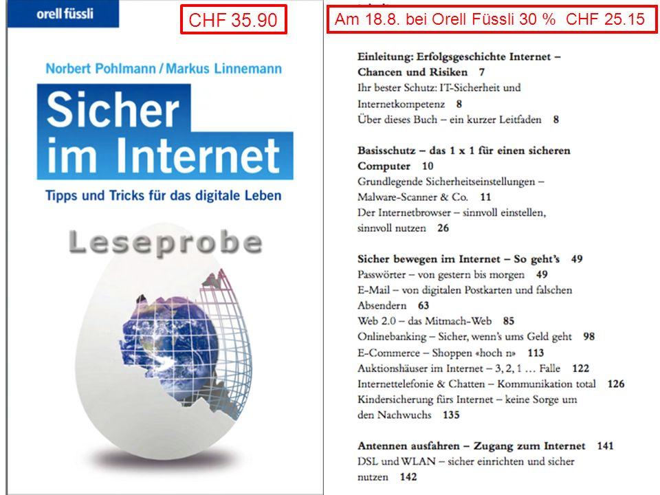 http://www.internet-sicherheit.de/institut/buch-sicher-im-internet/das-buch/ Diese Webadresse Öffnet die Webseiten des Buches Sicher im Internet.