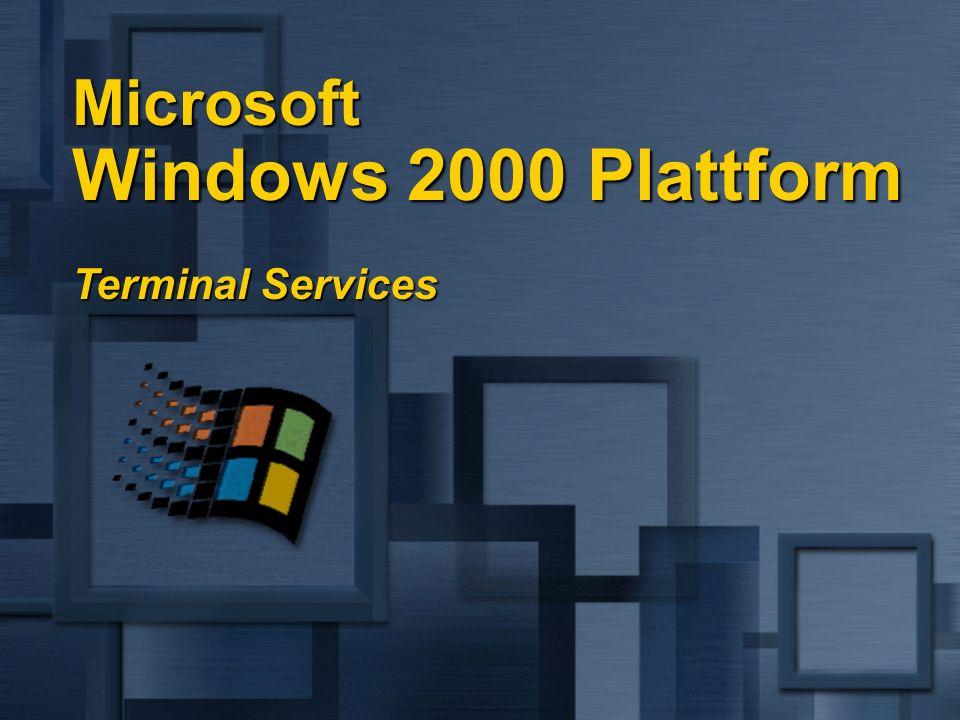 Die Windows 2000 Familie