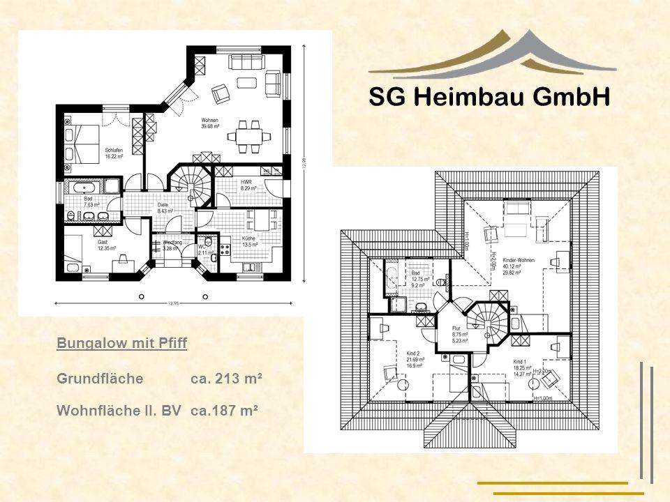 SG Heimbau GmbH Abbildung enthält Sonderausstattung Stadtvilla