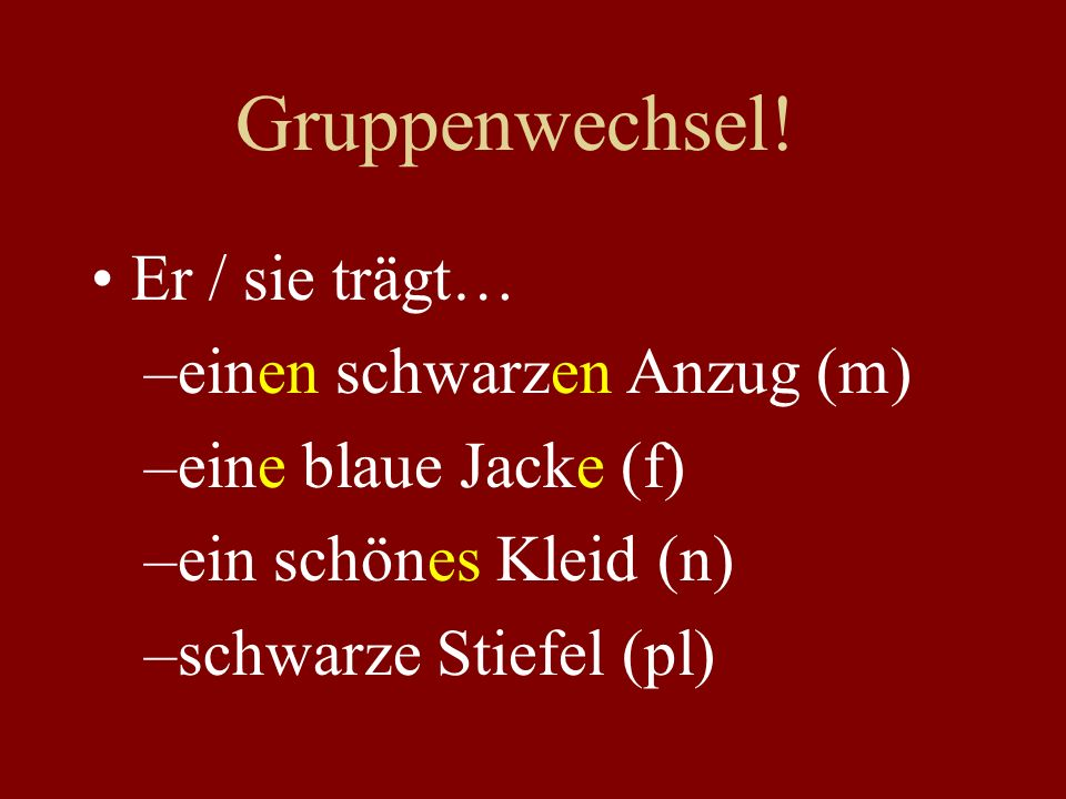möchten conjugation usage / meaning vs. will vs. gern with verbs with nouns