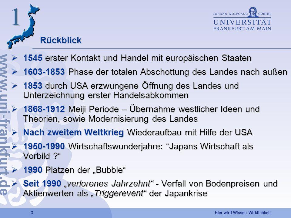 Hier wird Wissen Wirklichkeit 3 Rückblick 1545 erster Kontakt und Handel mit europäischen Staaten 1545 erster Kontakt und Handel mit europäischen Staa