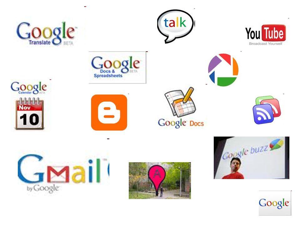 Die Google History 1997 als wissenschaftliches Projekt der Studenten Larry Page und Sergey Brin, Googol= Zahl mit 100 Nullen Stanford University, Firmengründung 1998 Börsengang 2004 8 Milliarden Websites, 1 Milliarde Bilder… To google 2010 zum Wort des Jahrzehnts gewählt