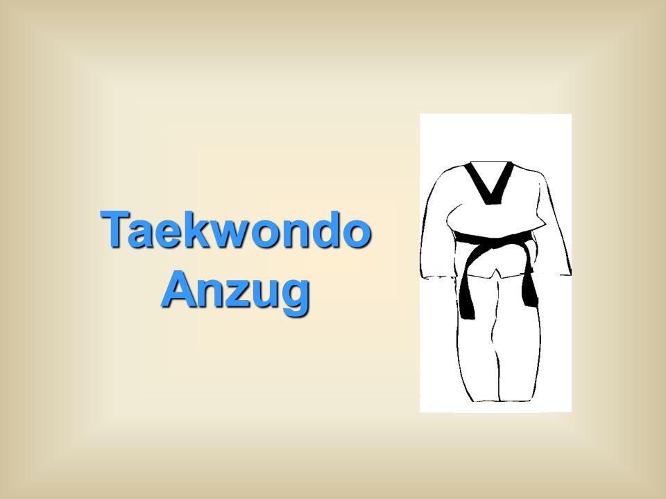 TaekwondoAnzug