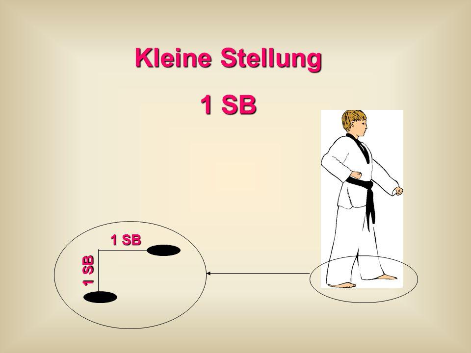 Kleine Stellung 1 SB