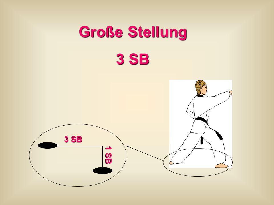 Große Stellung 3 SB 1 SB