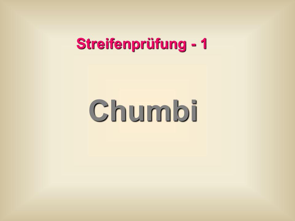 Chumbi