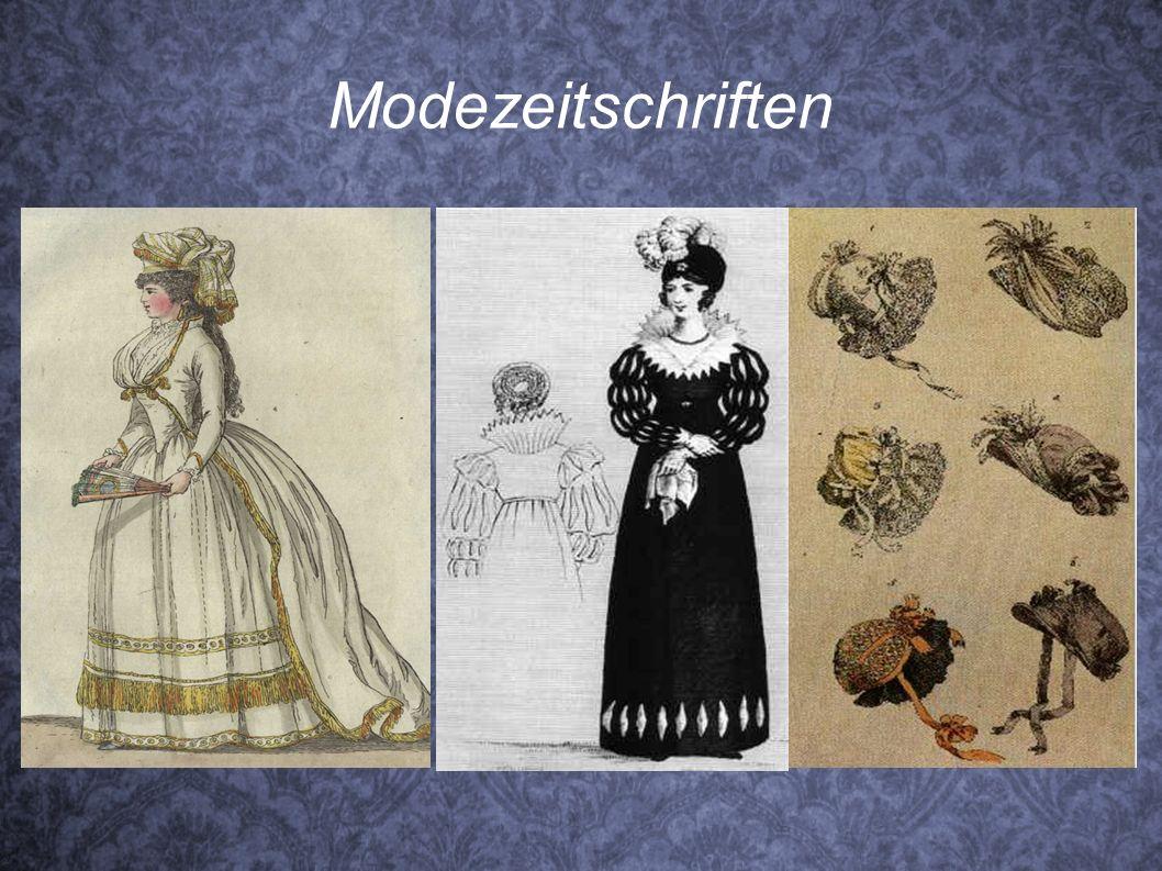 Немецкий народный костюм. Гамбург и Ганновер.