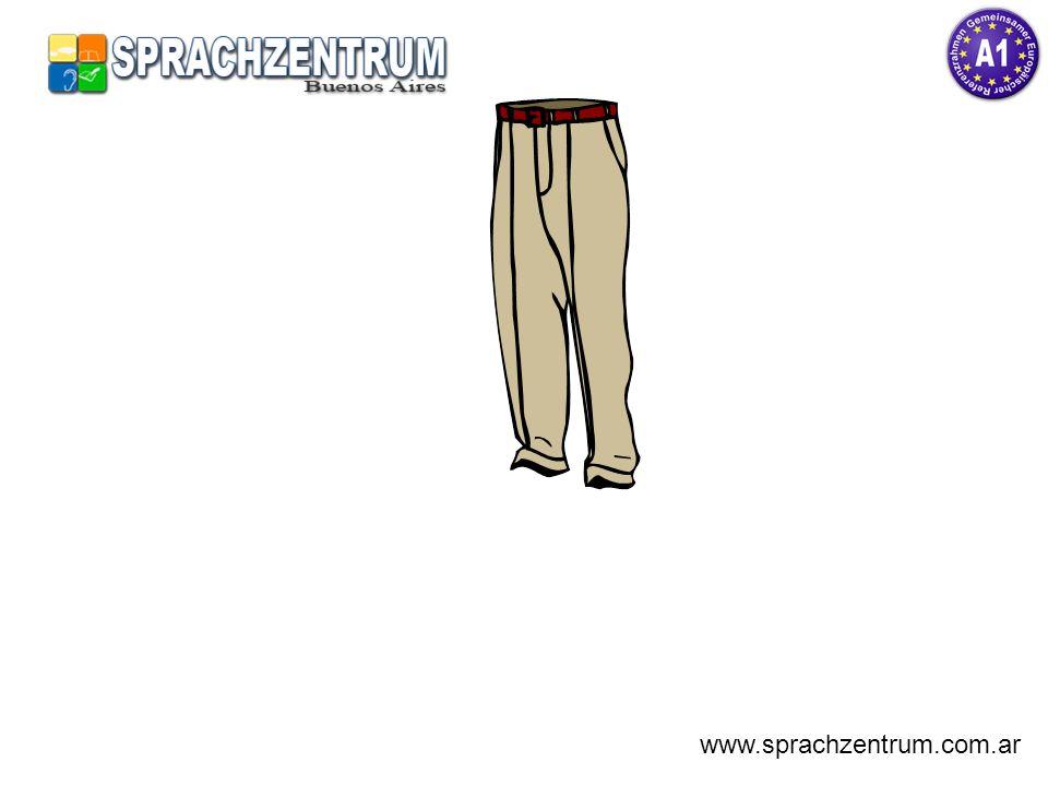 der Pullover, - www.sprachzentrum.com.ar