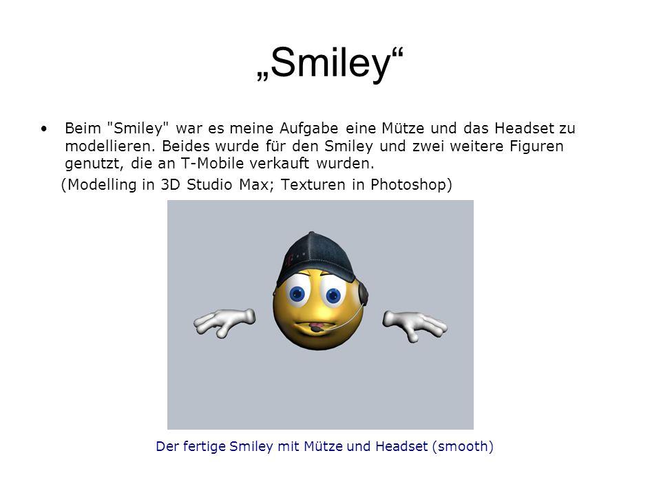 Smiley Beim