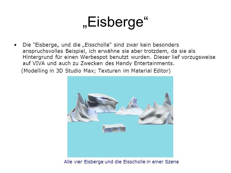 Eisberge Die