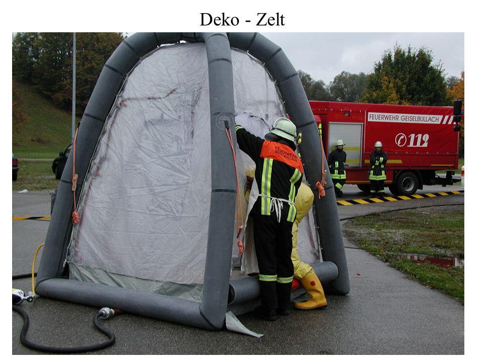 Deko - Zelt