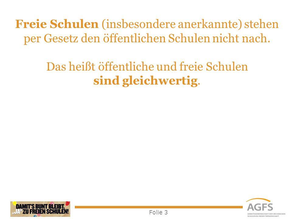 Folie 14 Das Urteil des Verfassungsgerichtshofs des Freistaates Sachsen am 15.