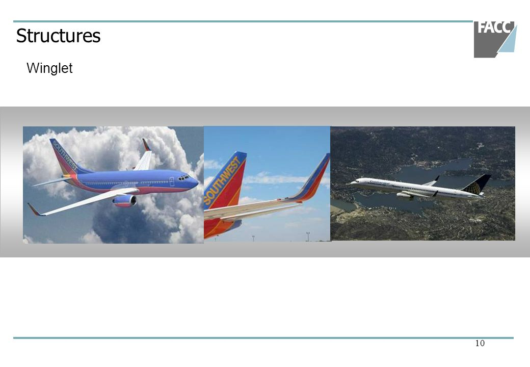 10 Structures Winglet